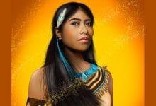 Photo of ¿Yalitza Aparicio interpretará a Pocahontas?