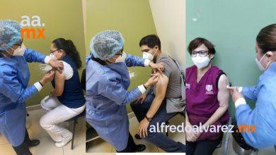 inician-vacunacion-contra-covid-19-al-personal-medico-municipal-y-bomberos