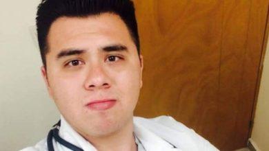 Fallece-joven-médico-del-IMSS-por-Covid-19-atendía-pacientes-con-virus