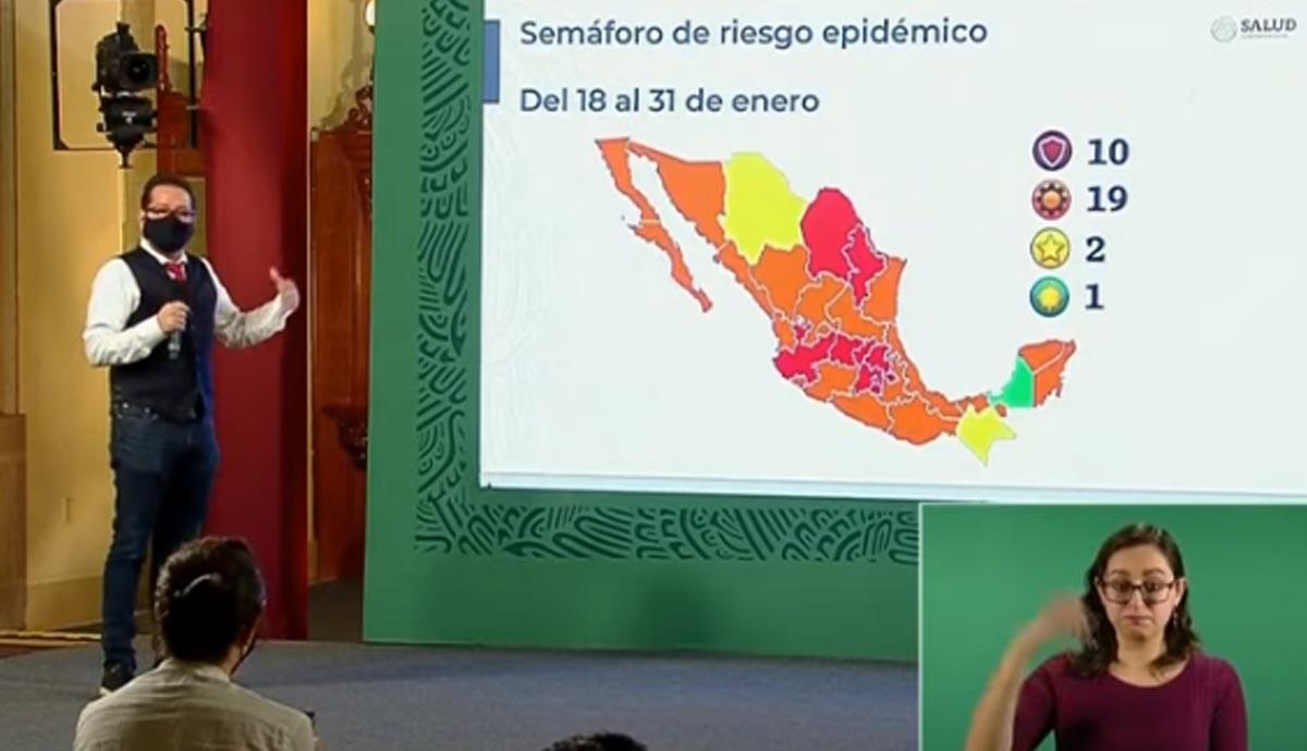 Federación-coloca-a-Baja-California-en-Semáforo-Naranja