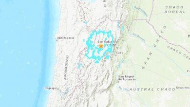 Terremoto-de-6,1-sacude -Argentina