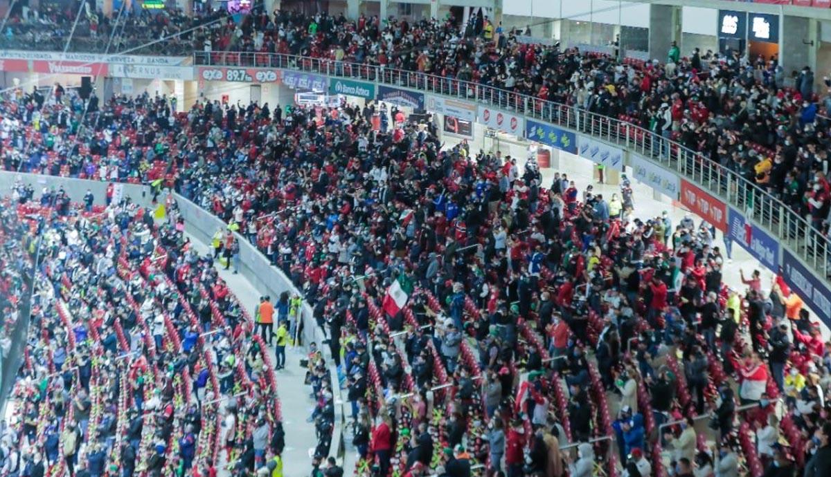 Abarrotan-estadio-en-inauguración-de-la-Serie-del-Caribe-2021