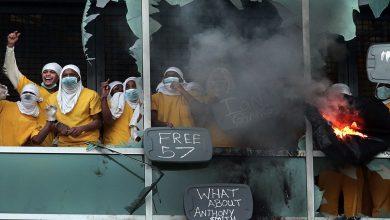 VIDEO-Reos-toman-prisión-y-provocan-incendios