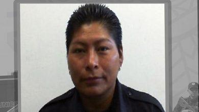 Policía-Municipal-lamenta-muerte-de-oficial-Olga-Mejía