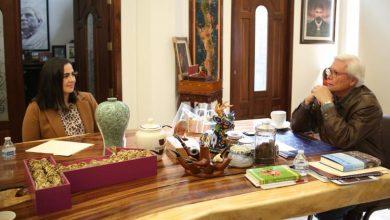 Sostiene-Karla-Ruiz-reunión-de-trabajo-con-Jaime-Bonilla