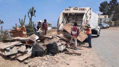 retiran-toneladas-de-basura-tiraderos-clandestinos-de-rosarito