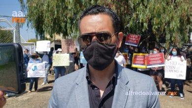 Se-manifiestan-en-defensa-de-terrero-de-la-UPN-en-Tijuana