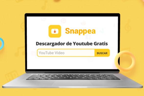 Convertir de YouTube a MP3 con Snappea es tu mejor opción