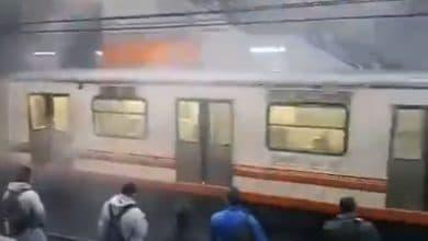 VIDEO-Humo-en-Línea-del-Metro-aterroriza-a-usuarios