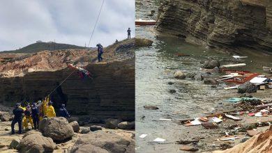 26-sobrevivientes-de-naufragio-en-San-Diego-son-mexicanos