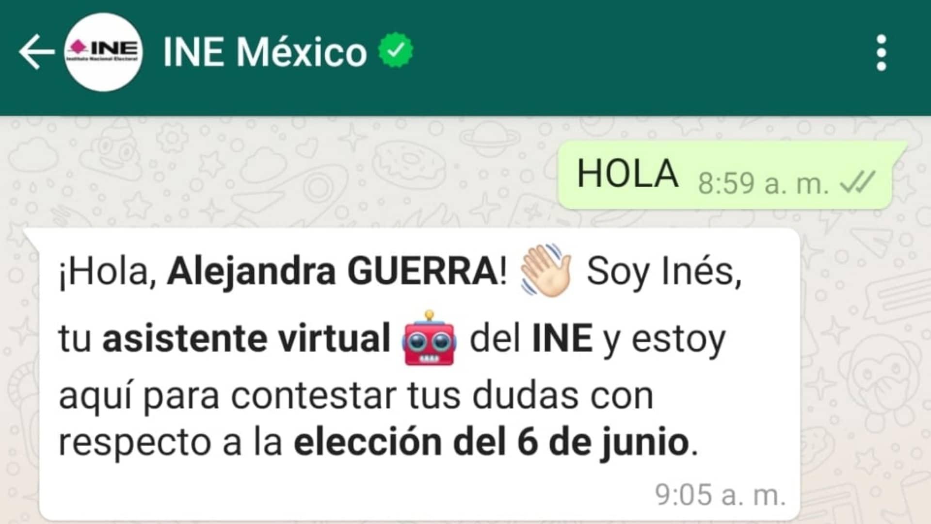 el-ine-tendra-bot-en-whatsapp-para-la-eleccion-del-6-de-junio