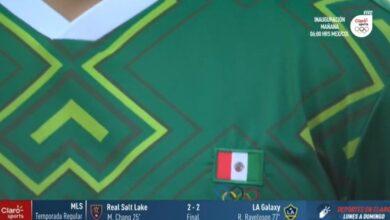 Selección-debuta-con-bandera-al-reves-en-uniforme