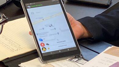 Usarán-transportistas-taxímetro-digital