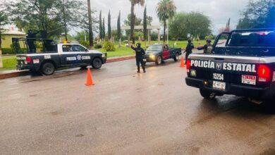 Policías Magdalena, Sonora