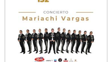 Concierto Mariachi Vargas de Tecalitlán