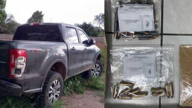 Recuperan-armamento-y-vehículos-robados-en-Magdalena