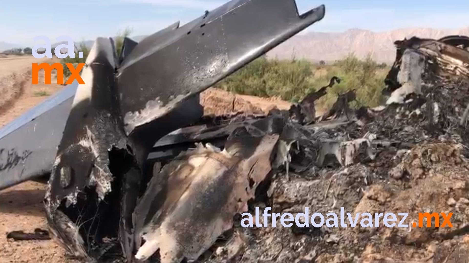 Cae-avioneta-deja-dos-muertos-en-Mexicali