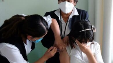 Vacuna para menores de edad